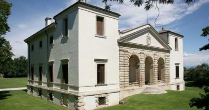 Vicenza-Villa Pojana, Villa Saraceno, Villa Pisani