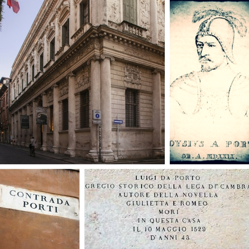 Vicenza città bellissima – Contrà Porti