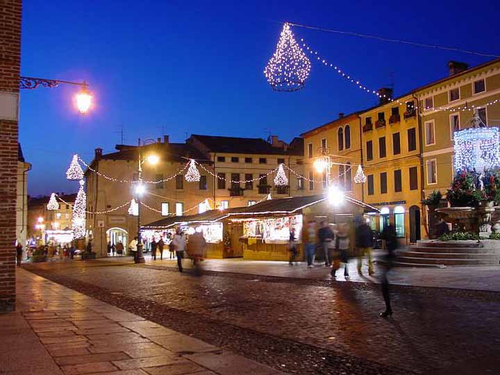I mercatini di Natale di Bassano del Grappa