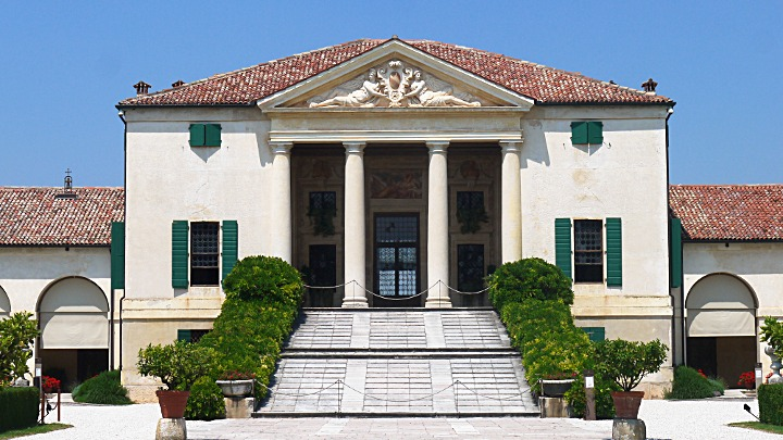 Treviso – Villa Emo e Villa Barbaro
