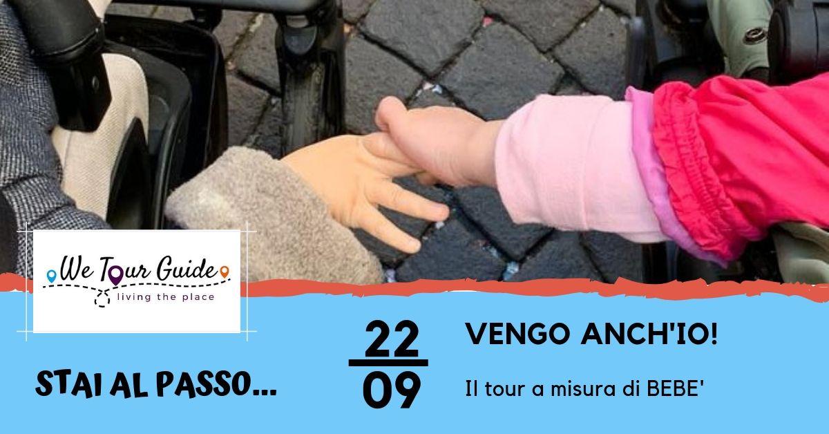 22 SETT 2019 – Vengo Anch'io