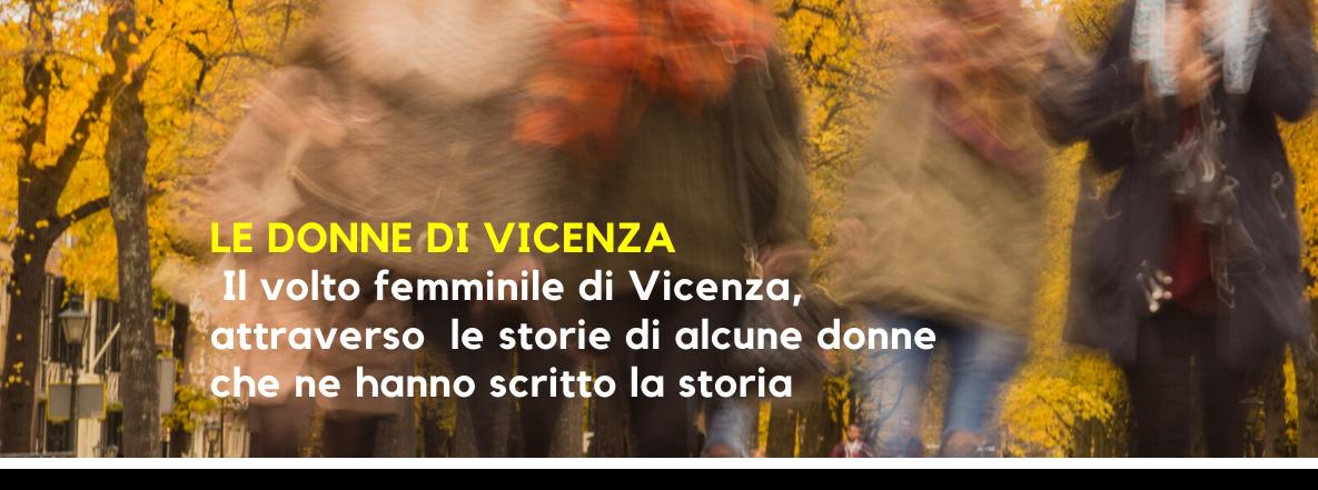 Le donne di Vicenza