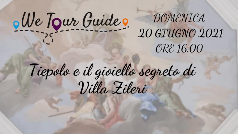 Tiepolo e il gioiello segreto di Villa Zileri