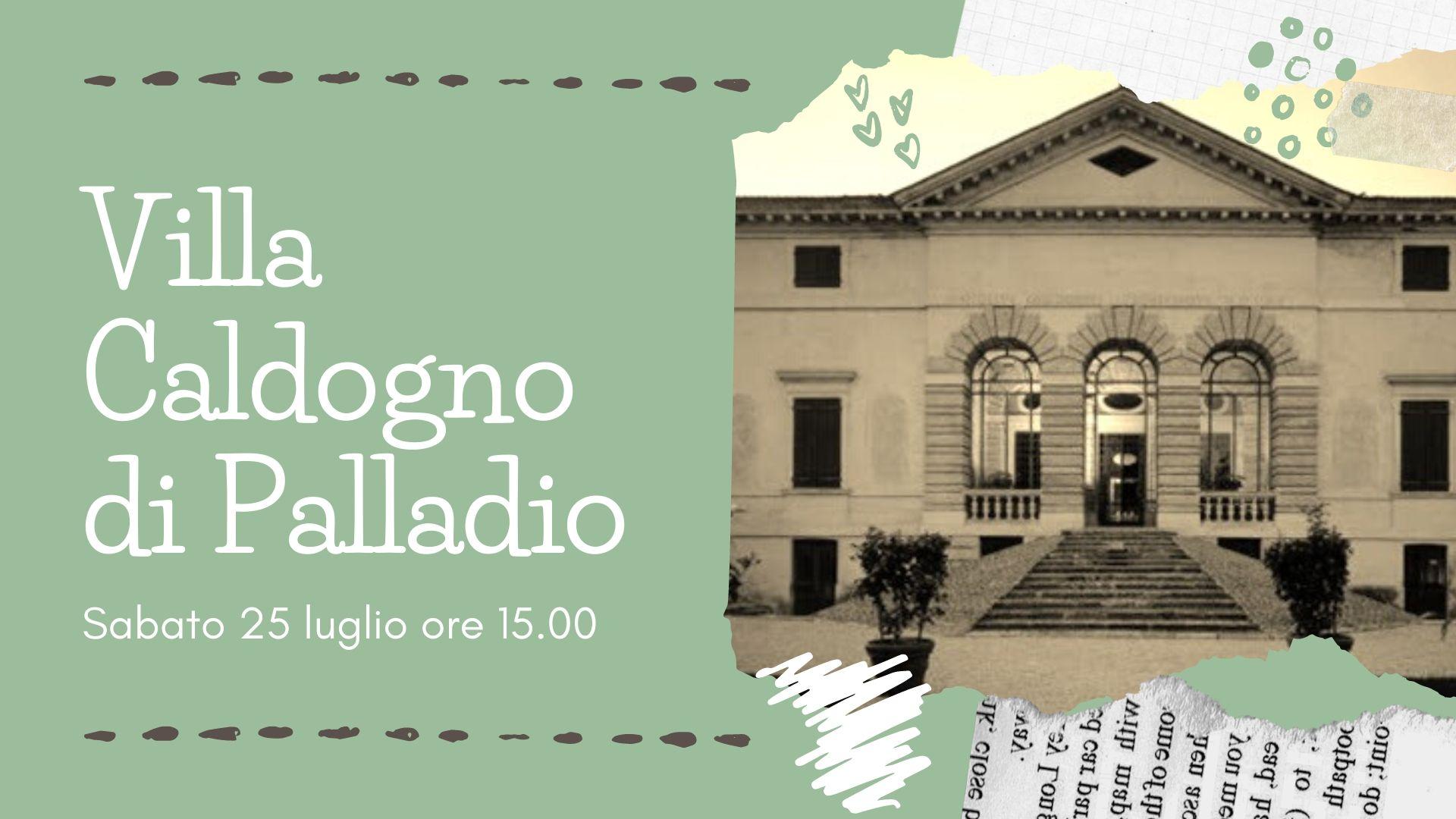 Villa Caldogno di Palladio