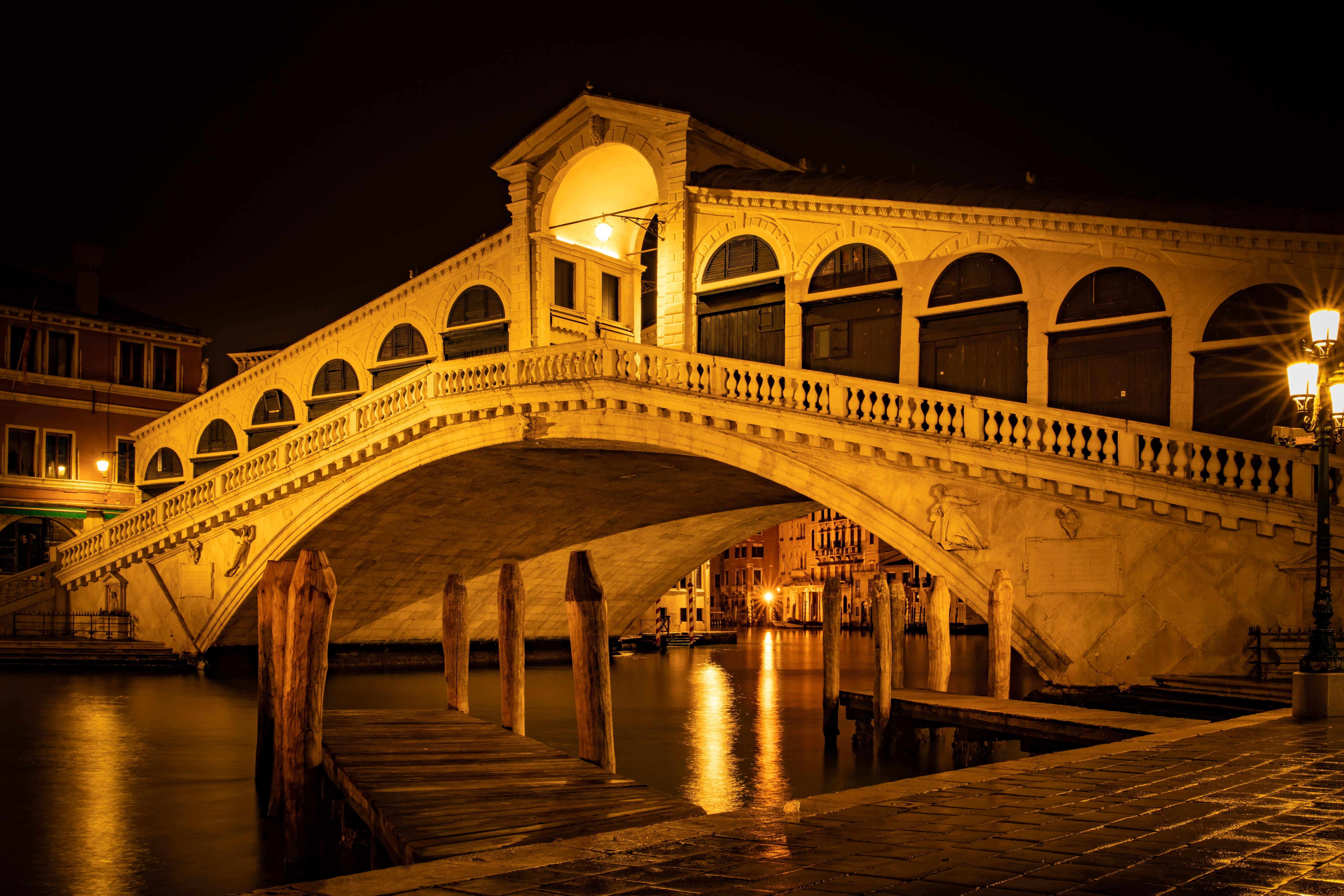 Venezia, Itinerari e curiosità