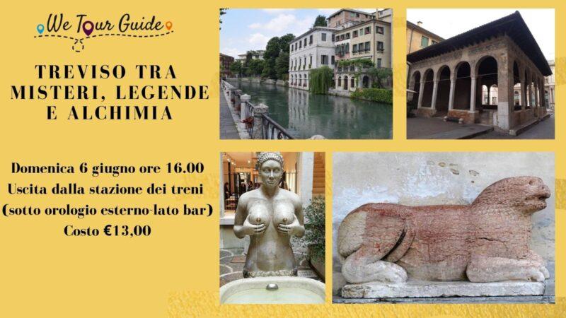 Treviso tra misteri, leggende e alchimia