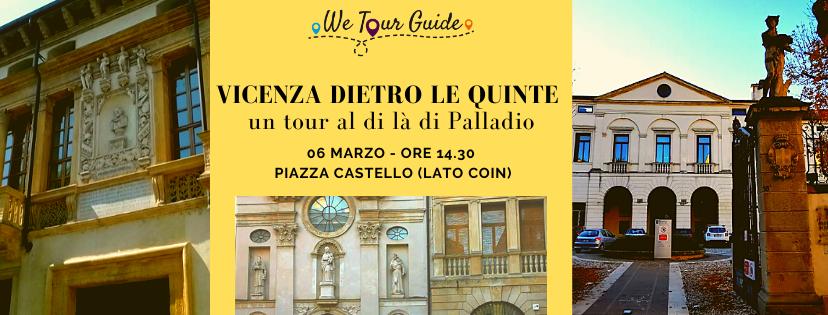 Vicenza dietro le quinte: un tour al di là di Palladio