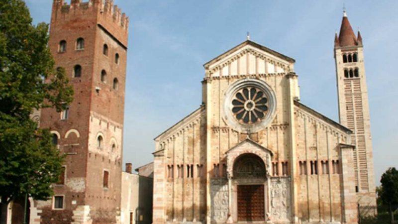 San Zeno a Verona: un mondo di simboli