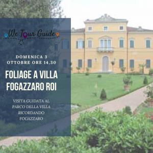 Villa Fogazzaro Roi a Montegalda